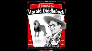 El pecado de Harold Didlebock