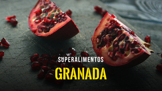 Superalimentos - La granada