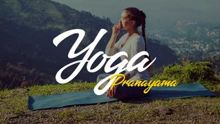 Pranayama - (Miérc. 28/04/2021)