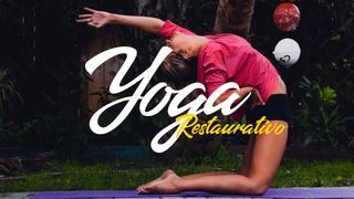 Yoga Restaurativo - (Lun 22/02/21)