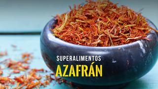 Superalimentos - El azafrán