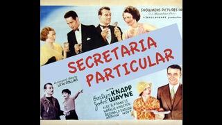 Secretaria particular