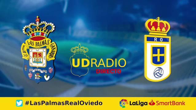 Así contamos lo contamos en UDRADIO | Las Palmas 1-2 Oviedo