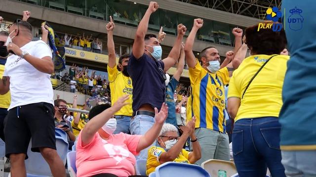 Así reaccionaron nuestros aficionados a los goles del derbi