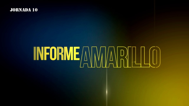 Informe Amarillo (18/10/2021)