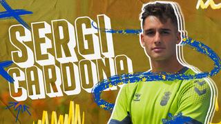 """Sergi Cardona: """"Solo pensamos en cumplir el objetivo el domingo"""""""