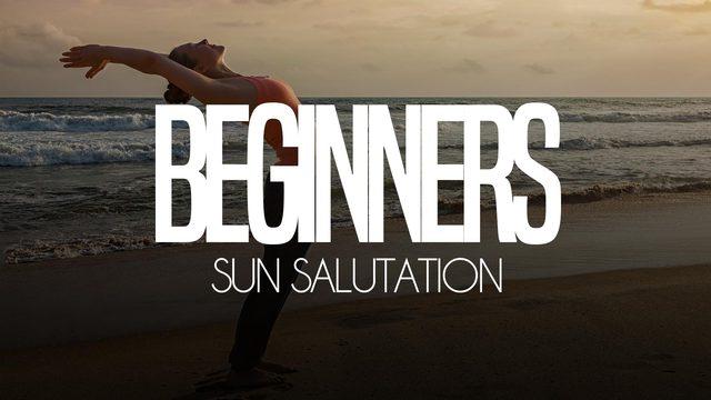 Sun Salutation Practice - Surya Namaskar