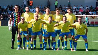 PARTIDO COMPLETO | AD Ceuta - Las Palmas Atlético (0-0)