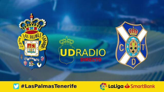 Así contamos lo contamos en UDRADIO | Las Palmas 1-0 Tenerife