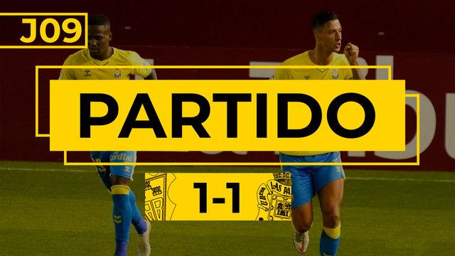 PARTIDO COMPLETO | Albacete - Las Palmas (1-1)