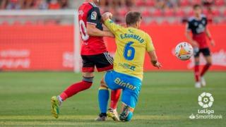 """Eric Curbelo: """"El cuarto gol nos mató"""""""