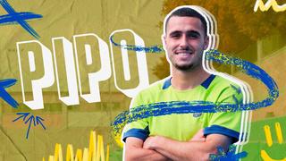 """Pipo: """"Mi sueño es llegar a jugar en el Estadio Gran Canaria"""""""