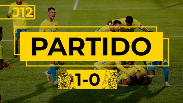 UD Las Palmas 1-0 CD Tenerife | Temp.2020/21