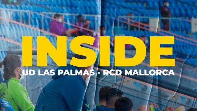 INSIDE   Partido disputado ante el Mallorca
