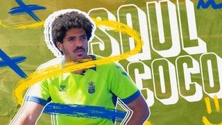 """Saúl Coco: """"Estar con el primer equipo me ha enseñado muchísimo"""""""