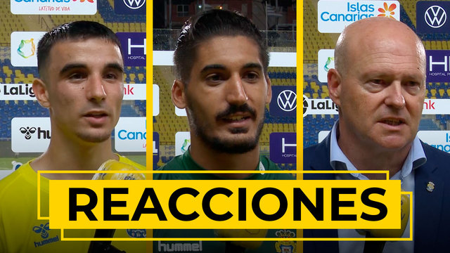 REACCIONES   Rober, Valles y Pepe Mel después del partido