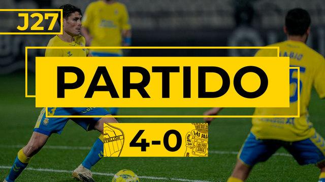 PARTIDO COMPLETO | Castellón - Las Palmas (4-0)