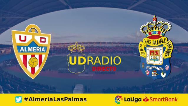 Así lo contamos en UDRADIO | Almería 3-1 Las Palmas
