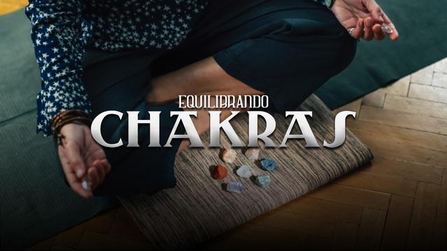 Class 4: Balancing the chakras