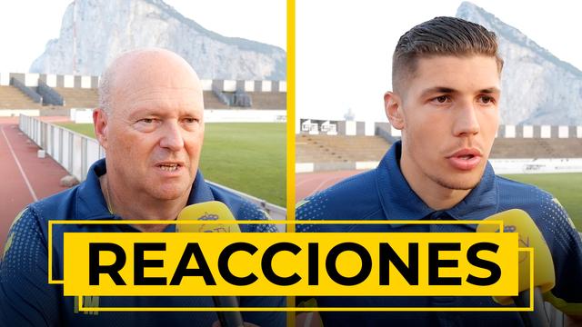 REACCIONES | Pepe Mel y Unai Veiga nos reciben tras el amistoso ante el Sevilla