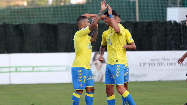 PRETEMPORADA | Espanyol - Las Palmas (0-1)