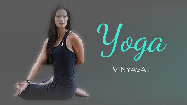 Vinyasa Yoga 1