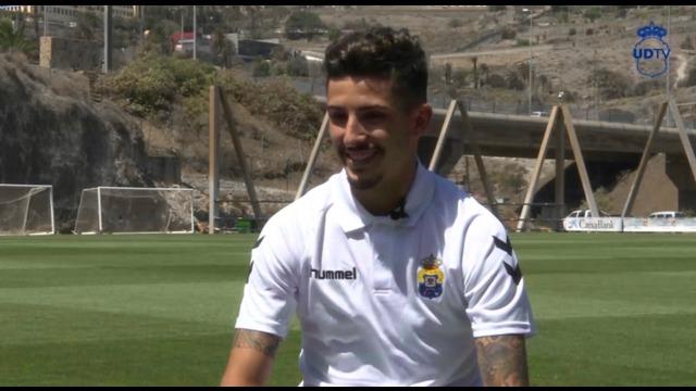 """Cedrés: """"Quiero repetir el gol del año pasado pero con una victoria"""""""