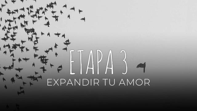 24 Expandir tu amor