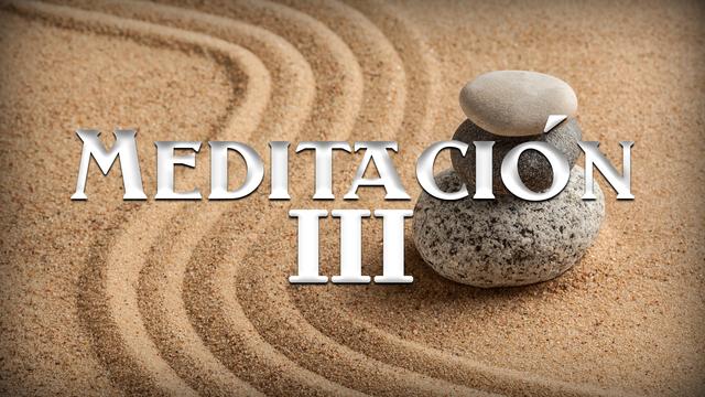 Meditación III