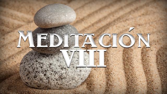 Meditación VIII