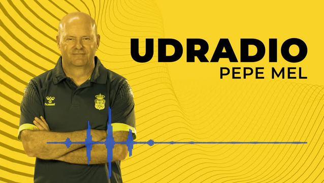 Pepe Mel en UDRadio