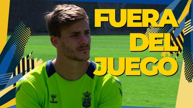 FUERA DEL JUEGO   Eric Curbelo