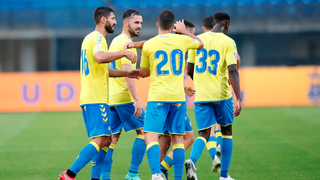 PRETEMPORADA | Las Palmas - San Mateo (1-0)