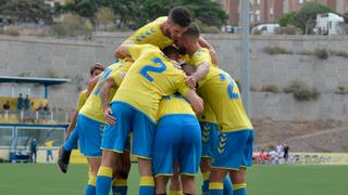 RESUMEN   Las Palmas Atlético - Vélez CF (2-0)