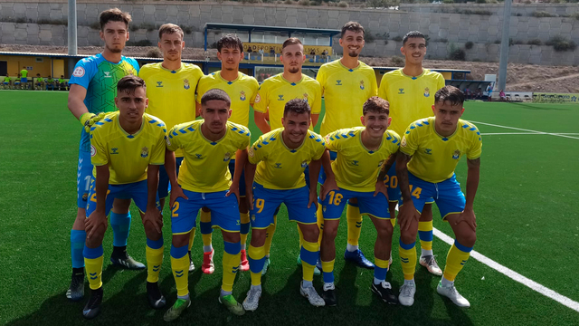 PARTIDO COMPLETO | Las Palmas C - Lanzarote (3-1)