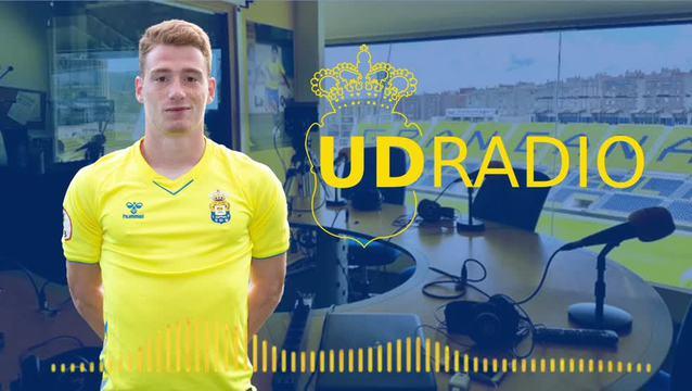 David Vicente en UDRadio