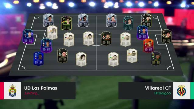 Jornada 3 | UD Las Palmas 3-5 Villarreal CF
