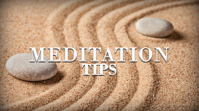 Tips to enhance your meditation practice