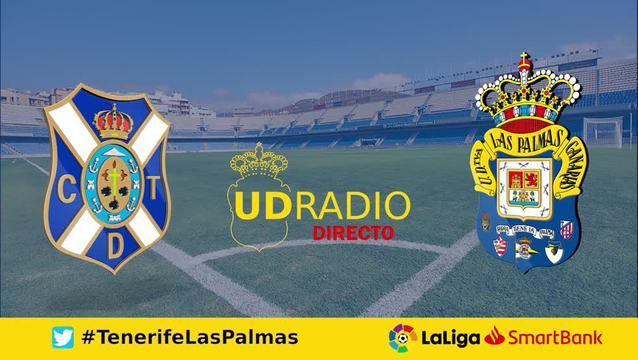 Así contamos lo contamos en UDRADIO | Tenerife 1-1 UD Las Palmas