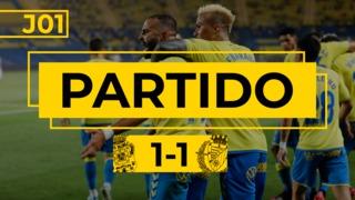 PARTIDO COMPLETO | Las Palmas - Real Valladolid (1-1)