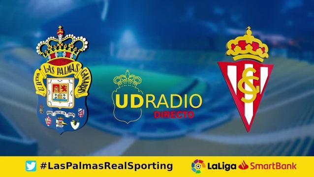 Así contamos lo contamos en UDRADIO | Las Palmas 3-2 Sporting