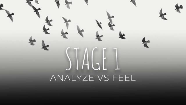 02 Analyze vs feel