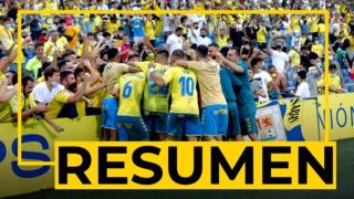 RESUMEN | Las Palmas - Tenerife (2-1)