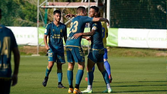 PRETEMPORADA | Cádiz - Las Palmas (0-2)