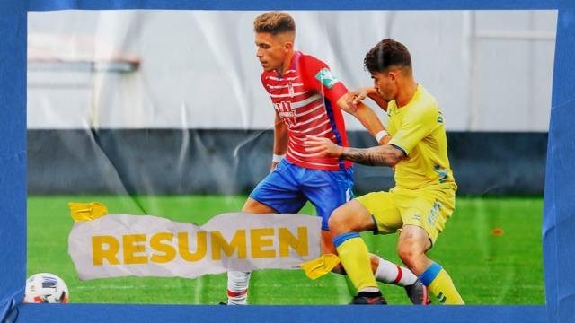 RESUMEN | RC Granada - Las Palmas Atlético (0-1)