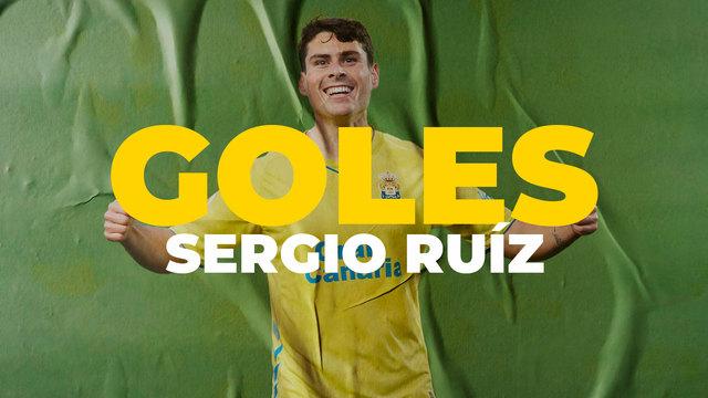 Todos los goles de Sergio Ruiz