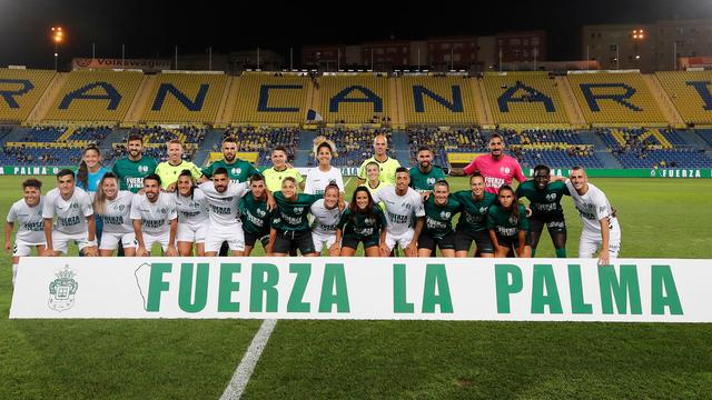 Revive el evento #FuerzaLaPalma