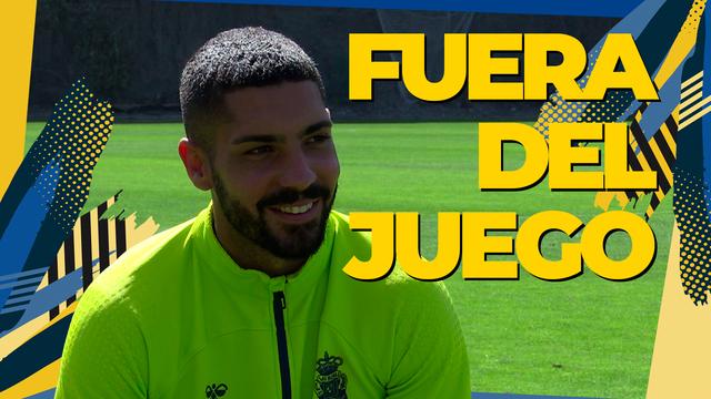 FUERA DEL JUEGO | Álex Suárez