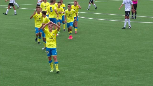 PARTIDO COMPLETO | Las Palmas DH 5 - 0 Arucas