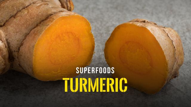 Superfoods - Turmeric